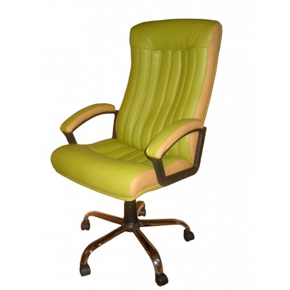 Vertikal ChM green кресло офисное Вертикаль