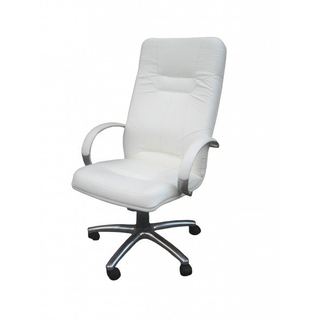 Ideal chrome офисное кресло Идеал