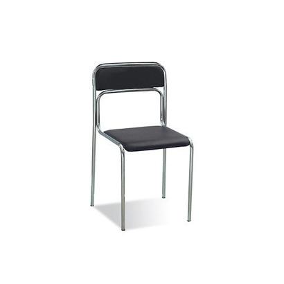 Askona chrome стул