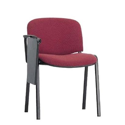 Iso black T стул Изо черный со столиком