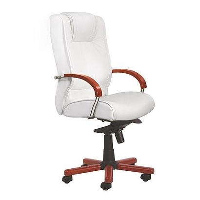 Элитное офисное кресло Verona Wood Chrome (Верона Вуд Xром)