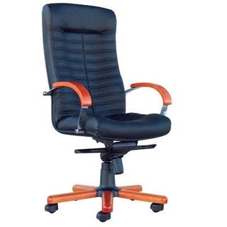 Orion wood chrome кресло офисное Орион вуд хром