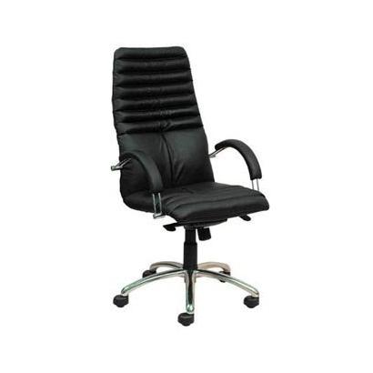 Galaxy S chrome офисное кресло Гэлэкси хром