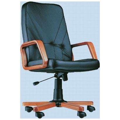Кресло кожаное Менеджер экстра (Manager Extra)
