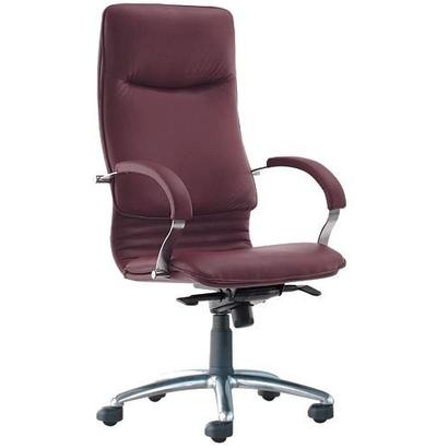 Nova steel chrome кресло компьютерное Нова хром