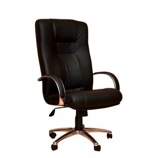 Stefan chrome кресло офисное Стефан
