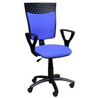 Стул офисный синий Фрэд (Fred GTPG)