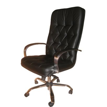 Viroko Premier chrome кресло офисное Премьер