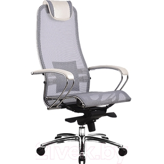 Кресло Samurai S1.02 Белый лебедь